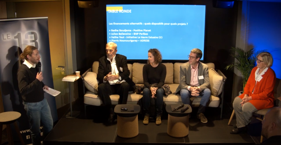 Soirée networking - Table ronde 2 - Lancer son projet : par où commencer ?