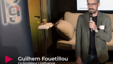 Soirée networking - La levée de fonds - Guilhem Fouetillou