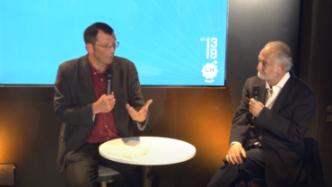 Rob Hopkins / Jacques Attali - Soirée de lancement LH Forum 2019
